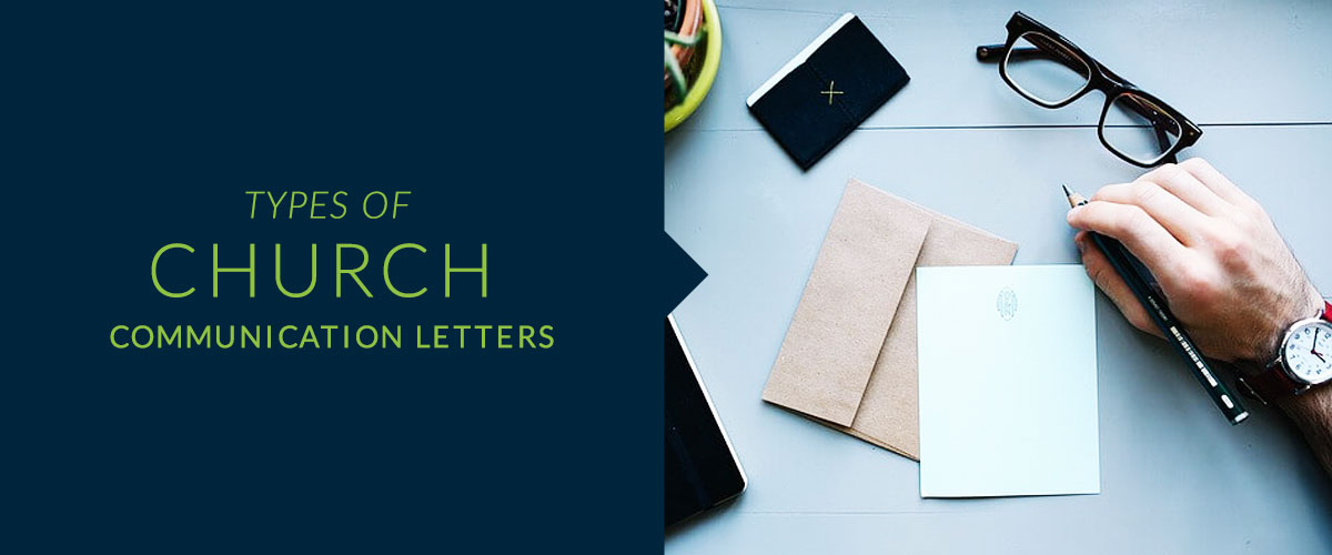 9 Essential Church Communication Letters [Free Sample] - Snowball ...