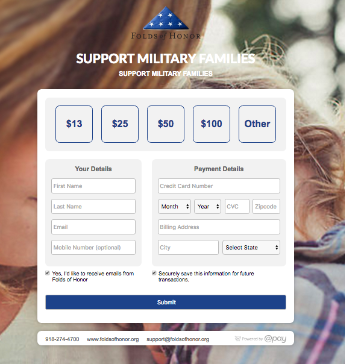 Online Donation Forms A Nonprofit S Actionable Guide Snowball Fundraising