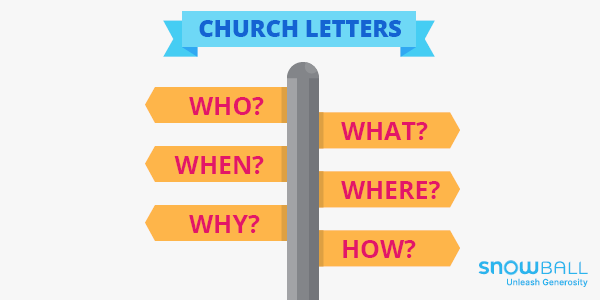 Here are our answers to some of the most frequently asked questions regarding church letters.