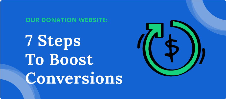 Check out these tips for perfecting your nonprofit's donation website.