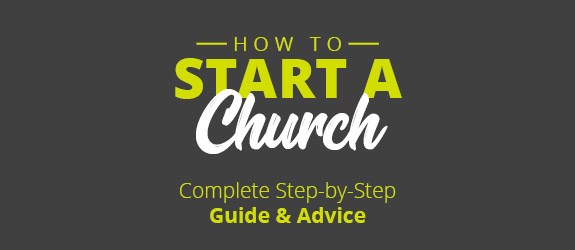 Starting a church can be difficult, but one of the most rewarding tasks.