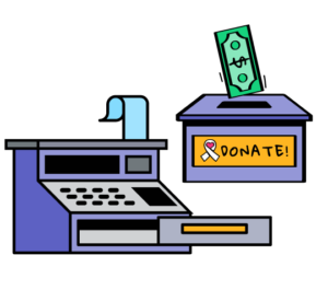 Ticketing and donation functionality is crucial for any auction software.