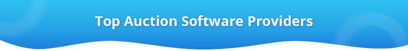 These are our favorite auction software providers.
